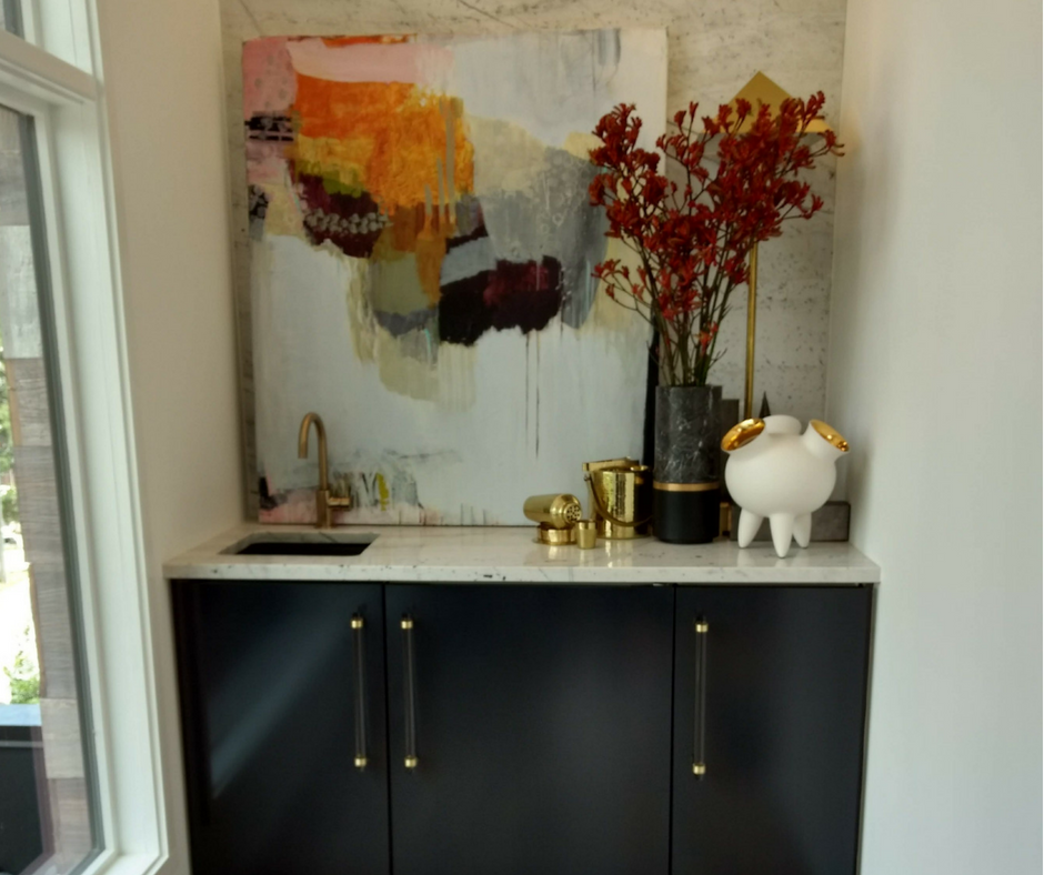 Modern Design Atlanta Showhouse Magazine S Home Jordache Avery Xmetrical