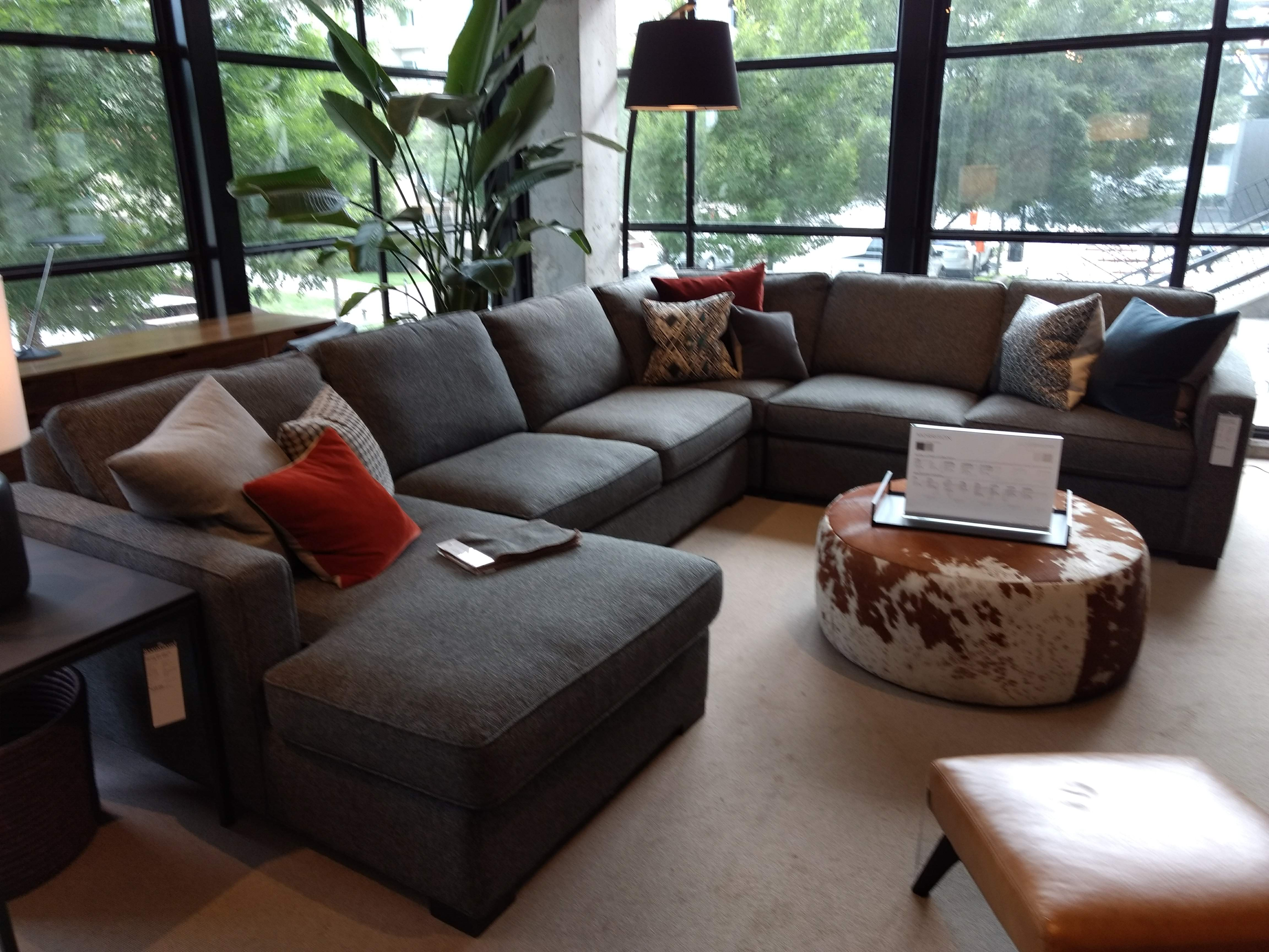 Modern Home Design Sectional Melissa Galt Interiors