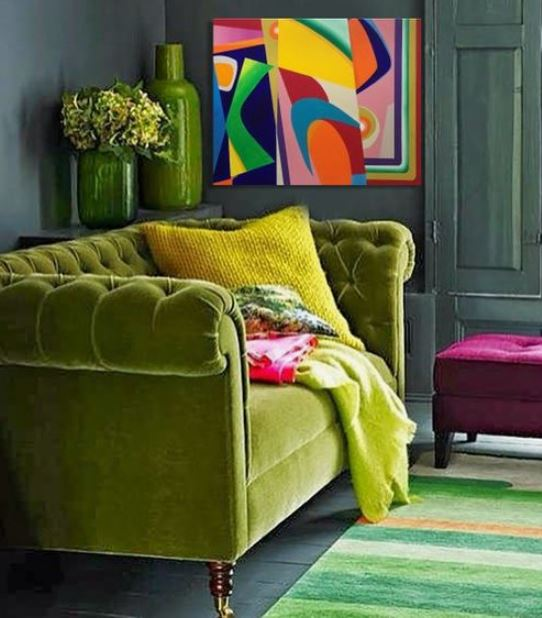 Mardi Gras Colors At Home Layers Of Luxury Melissa Galt